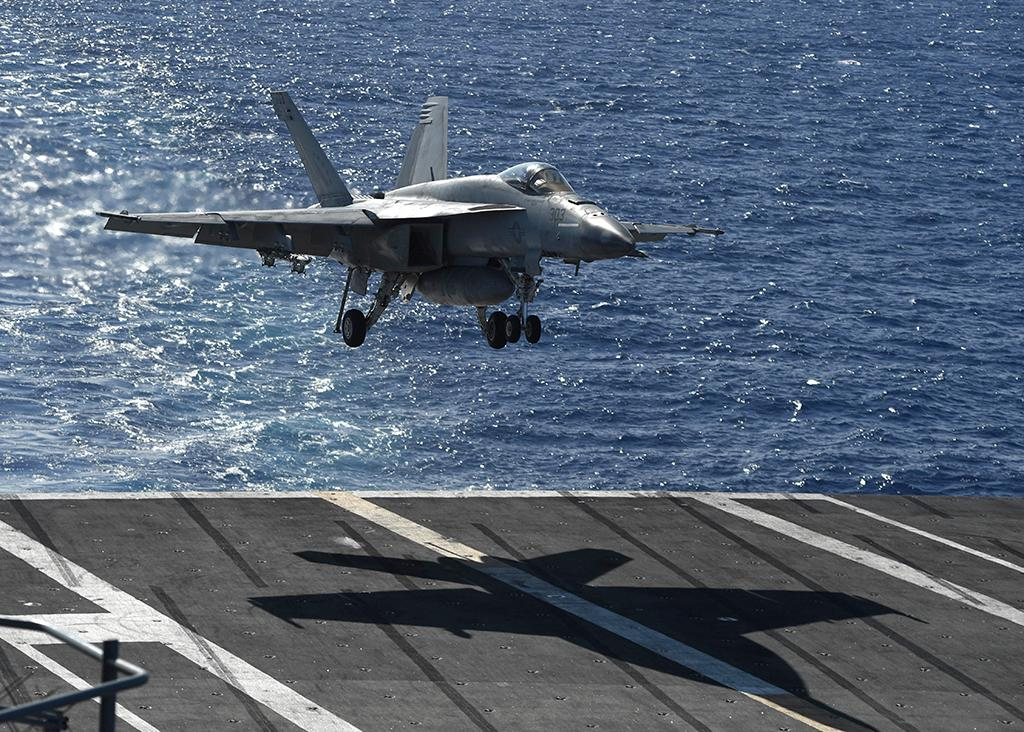 A Look At What Flies On U.S. Navy Carriers